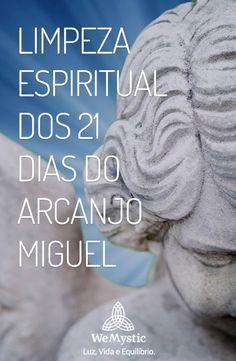Limpeza Espiritual Dos 21 Dias Do Arcanjo Miguel Oracao Dos