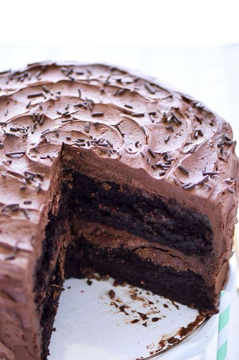 Best Ever Gluten Free Chocolate Cake Recipe Gluten Free