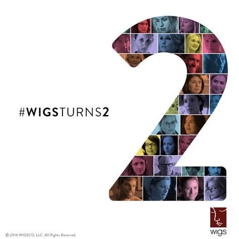 We're so excited to celebrate 2 years of WIGS! Thanks to all of our amazing talent and fans for making it possible! #watchwigs www.youtube.com/wigs