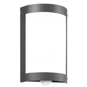 Wandaussenleuchte Mit Bewegungssensor Aqua Marco Anthrazit Tischspiegel Lampen Fur Draussen Aussenlampen