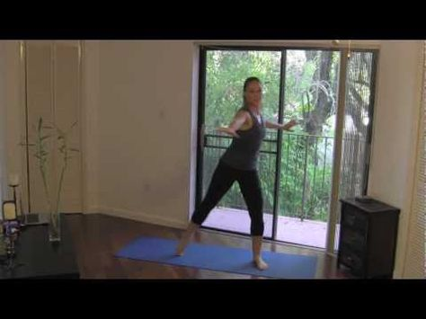 Ease back into exercise or get started with this Barefoot Fusion Walk (walking, cardio, low impact, fat burning)! Free, full length video