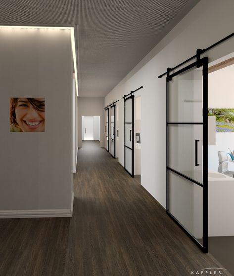 Kappler Design offers dental office design services for the world's most elite dental practices. Clinic Interior Design, Clinic Design, Healthcare Design, Salon Design, Design Design, House Design, Dental Office Design, Dental Offices, Design Offices