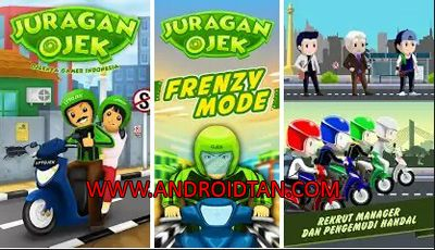 Juragan Ojek Mod Apk V1 3 9 8 Unlimited Coins Money Terbaru Game