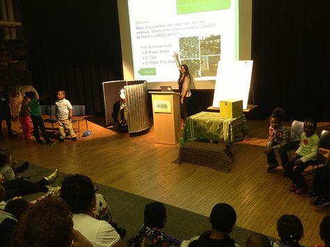 Garbagena Green Trivia! 3/30/2012 4:15