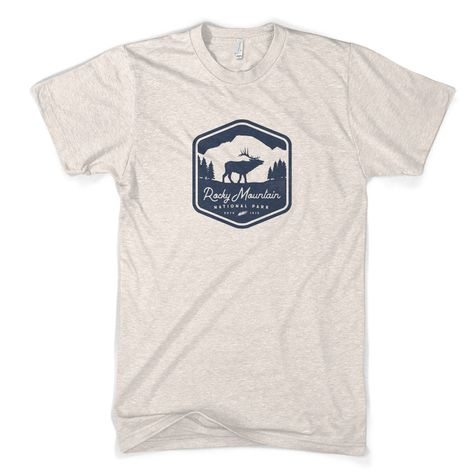 Rocky Mountain National Park Cotton T-Shirt