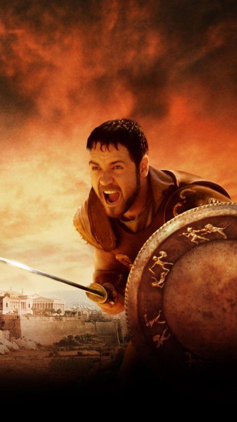 Gladiator (2000) Phone Wallpaper | Moviemania