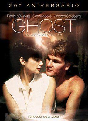 Ghost Do Outro Lado Da Vida Com Imagens Capas De Filmes