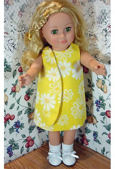 """Yellow Umbrella made for 18/"""" American Girl Doll Clothes Accessories"""