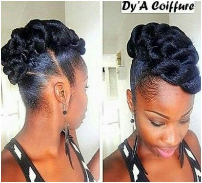 24 Coiffure Mariage Afro Americain Traitement Idee Coiffure Cheveux Crepus Coiffure Coiffure Mariage