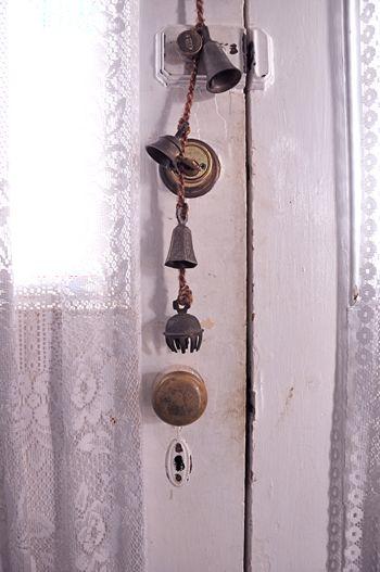 Pull String Doorbell & Old Fashioned Doorbell Pulls