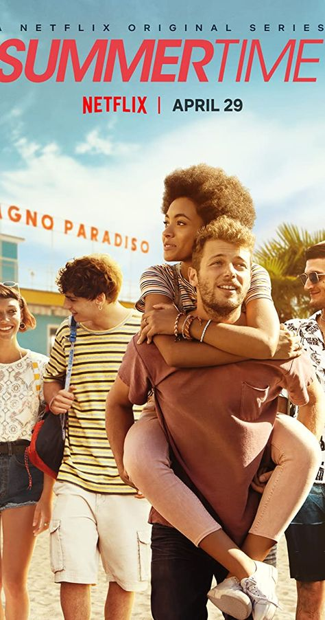 Summertime (TV Series 2020– ) - IMDb