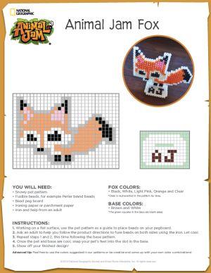 Animal Jam Pixel Art : animal, pixel, Animaljam, Ideas, Animal, Wild,, Games