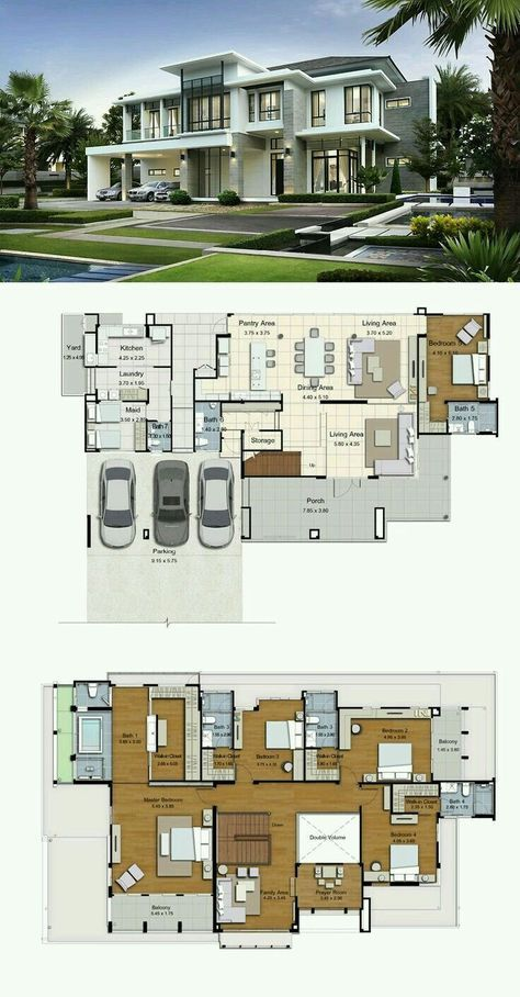 46 Ideas House Plans Sims Dream Homes House Plans Mansion Big Modern Houses Luxury House Plans