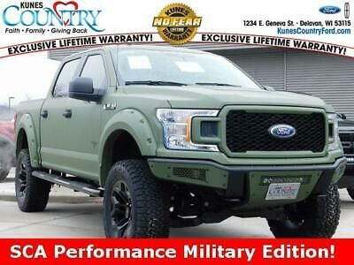 Ebay Advertisement 2019 Ford F 150 Sca Performance Military