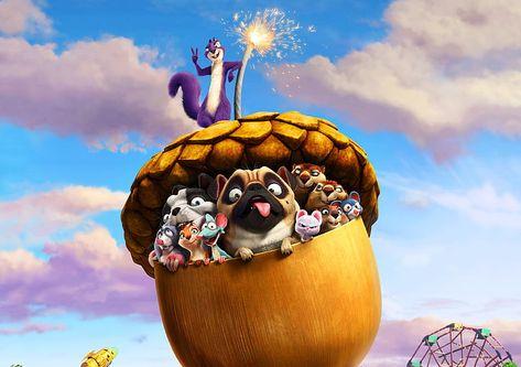HD wallpaper: the nut job 2, movies, animated movies, hd, 4k, 2017 movies