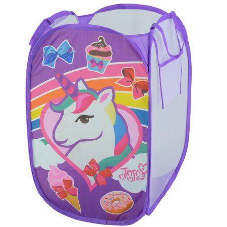 Nickelodeon Jojo Siwa Pop Up Hamper, Multicolor | Products