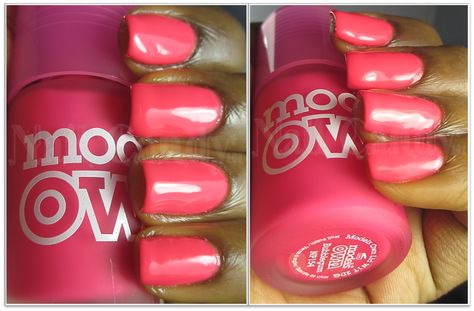 Models Own Ice Neon nail polish in Toxic Apple | Trend: Neon ...