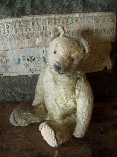 Sweet Tattered Teddy