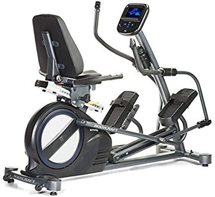 Amazon Com Bodycraft Sct400g Seated Elliptical Crosstrainer Sports Outdoors No Equipment Workout Ellipticals Home Workout Equipment