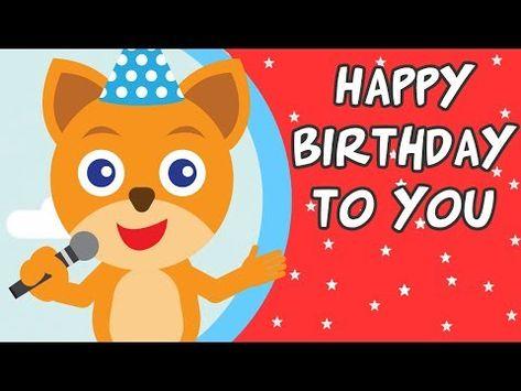 Zum Geburtstag Viel Gluck Happy Birthday To You Liederkiste
