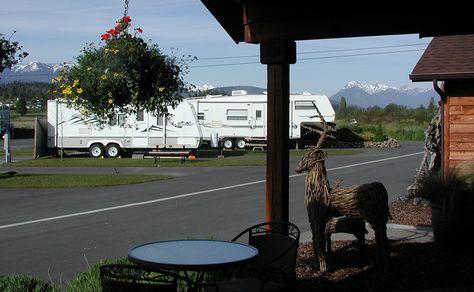 Driftwood Rv Park Llc At Long Beach Washington Weird Rv S Stuff Washington Camping Rv Parks Camping Club