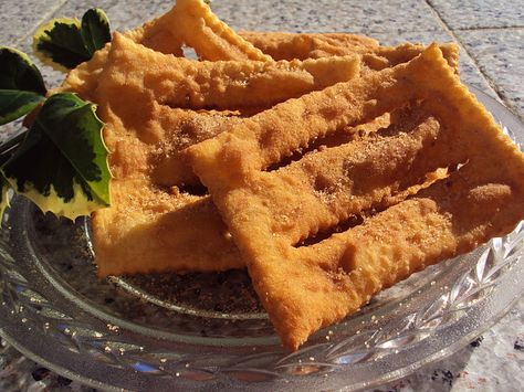Coscorões – Angel Wings Fried Pastry recipe from Tia Maria's Blog