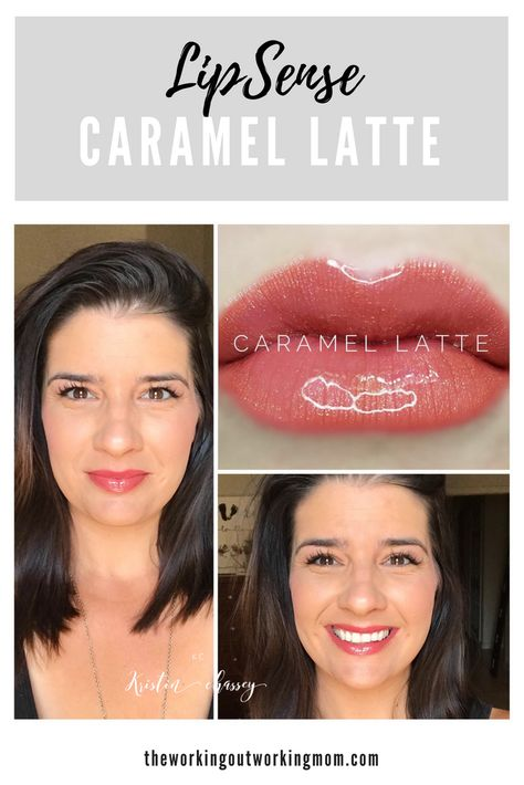 LipSense Caramel Latte