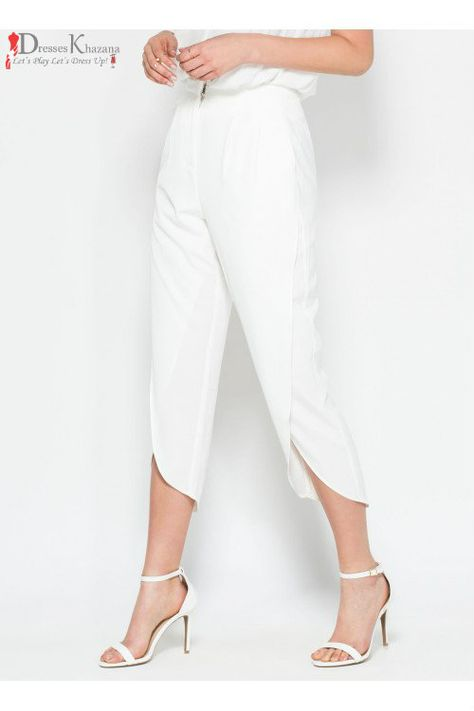 Tulip Pants – Here we are going to present all time new and latest trend of Tulip Pants cutting designs Tulip Pants became a trendy fashion style now a day, which is suitable for every girl and women as well. This style is look like a funky and