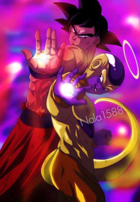12+ Goku frieza information