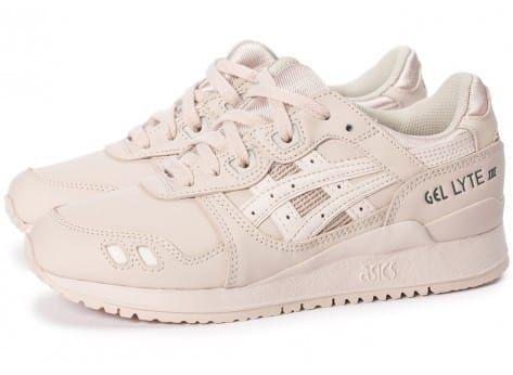 Sneakers Gel Lyte III Rose Gold Ecru pour homme CU4TE