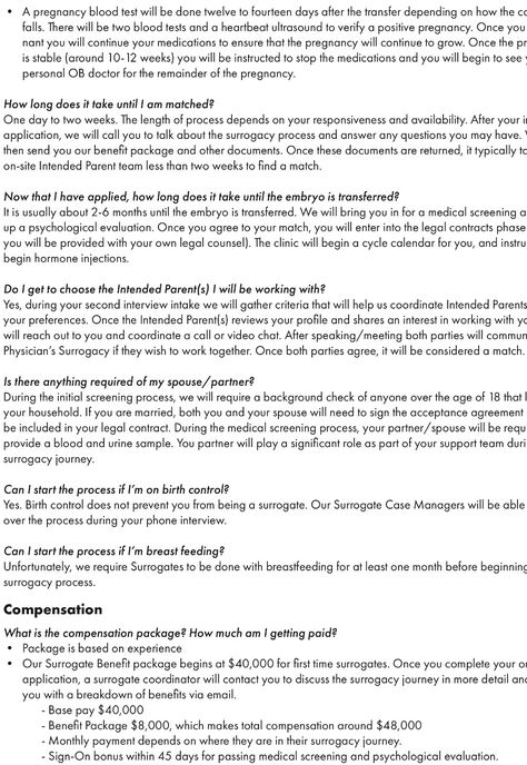 Pin by Ruth Abelina Ulloa on Surrogacy Pinterest Surrogacy - psychological evaluation