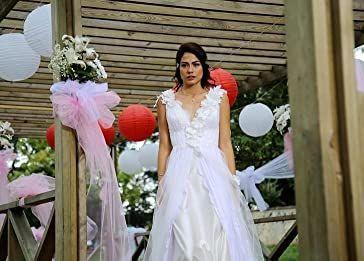 Cilek Kokusu 2015 Flower Girl Dresses Wedding Dresses One Shoulder Wedding Dress