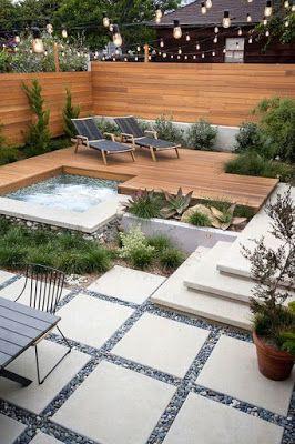 Piccoli Giardini Perfetti Con Immagini Arredamento Giardino