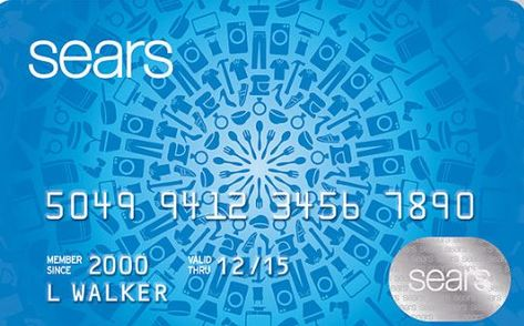 Sears Credit Card Login Sears Credit Card Benefits Cardsolves