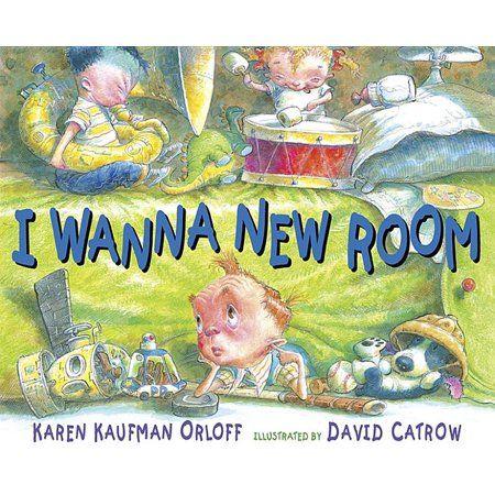 I Wanna New Room (Hardcover)