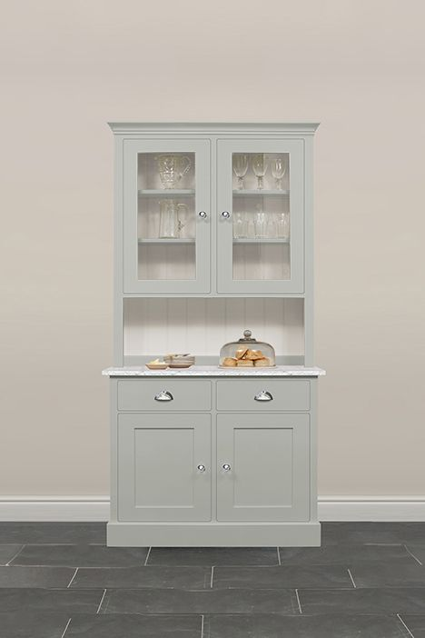 The Studio 025 Kitchen Dresser Painted In Saltmarsh From Company Mine Pinterest Welsh And