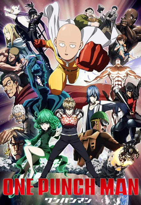 Anime Poster   One-Punch Man