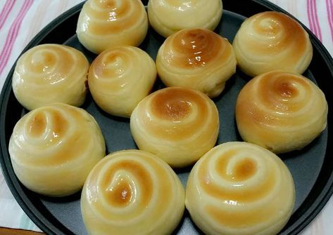 Resep Potato Bread Oleh Nikmatul Rosidah Resep Roti Kentang Resep Makanan Dan Minuman
