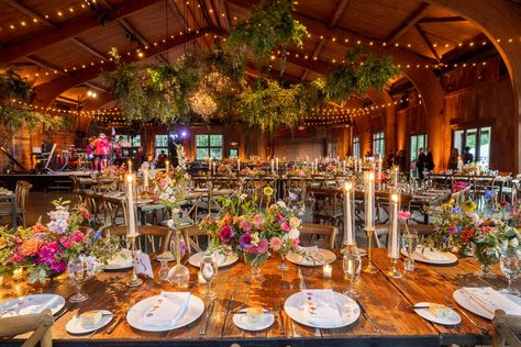 Check out the #weddingreception details of Ellie Monahan and Mark Dobrosky.