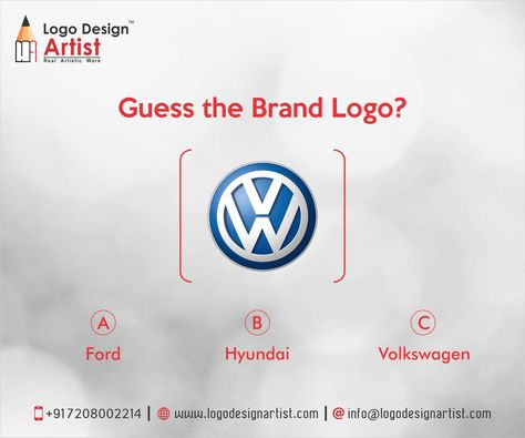 GUESS THE BRAND BEHIND THIS LOGO