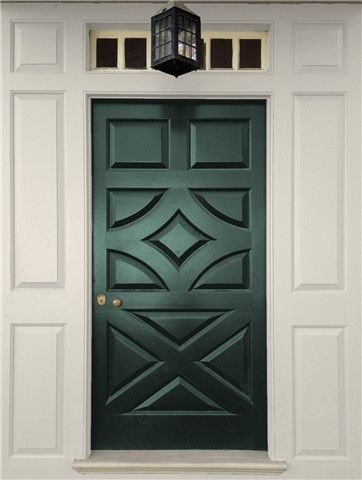 Look At The Paint Color Combination I Created With Benjamin Moore Via Benjamin Moore Do House Paint Exterior Green Front Doors House Paint Color Combination