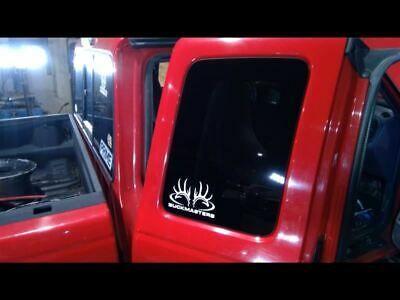 Details About Passenger Rear Quarter Glass Super Cab 2 Door