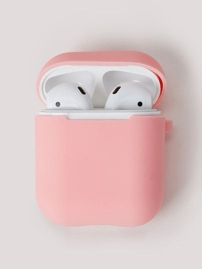 Plain Airpods Charger Box Protector