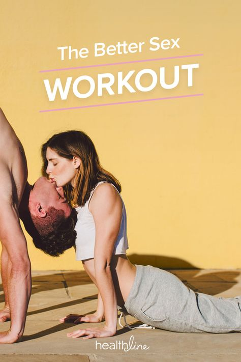 How Exercise Can Improve Your Sex Life