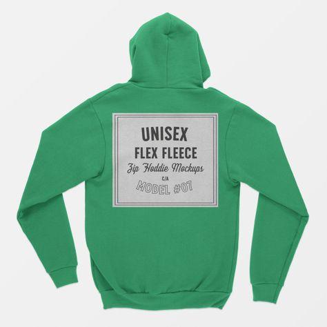 Download Download Unisex Flex Fleece Zip Hoodie Mockup For Free Hoodie Mockup Hoodie Mockup Free Hoodies