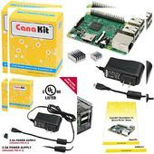 (Ad)(eBay) CanaKit Raspberry Pi 3 Kit with Premium Clear Case and 2.5A Power Sup...   - Electronic Components and Semiconductors. Electrical Equipment and Supplies - #25A #AdeBay #Canakit #Case #Clear #Components #Electrical #Electronic #Equipment #Kit #Power #Premium #Raspberry #Semiconductors #Supplies