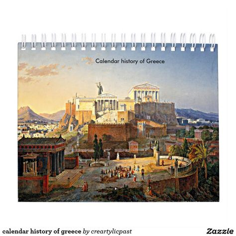 Calendar history of greece