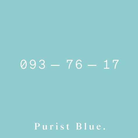 093 76 17 || purist blue emerges as the next key color for S/S 20, in collaboration with @wgsn click the bio for more info. || #color #wgsn…