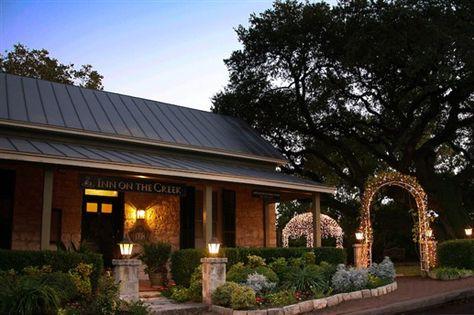 Inn On The Creek A Fredericksburg Texas B Fredericksburg Texas