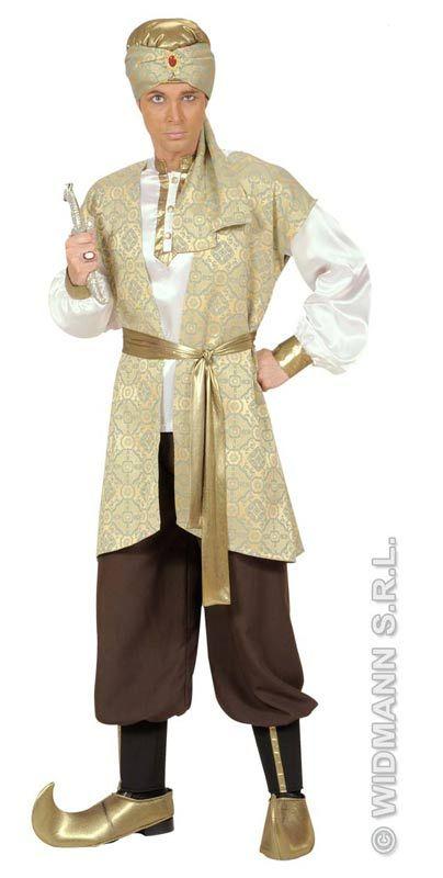 Sultan Boy Costume Aladdin Arab 1001 Nights Carnival Arabian Prince Children/'s Costume Halloween Fancy Dress Costume for kids.